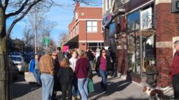 shopping, sales, black friday, EVA, elmwood, elmwood ave