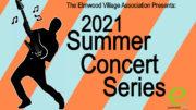 2021 Bidwell Summer Concert Series - Banner